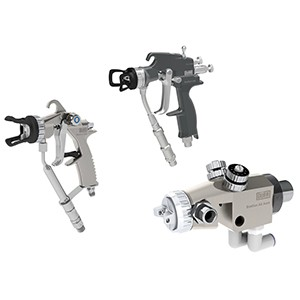 Spray Guns Air-Assist